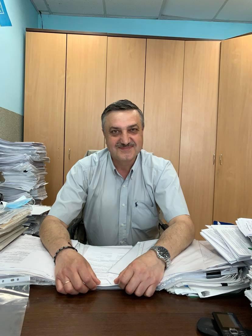 Бибик Ігор Федорович, начальник договірного відділу